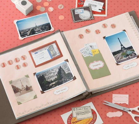 Scrapbooking For Beginners 16 Steps Instructables