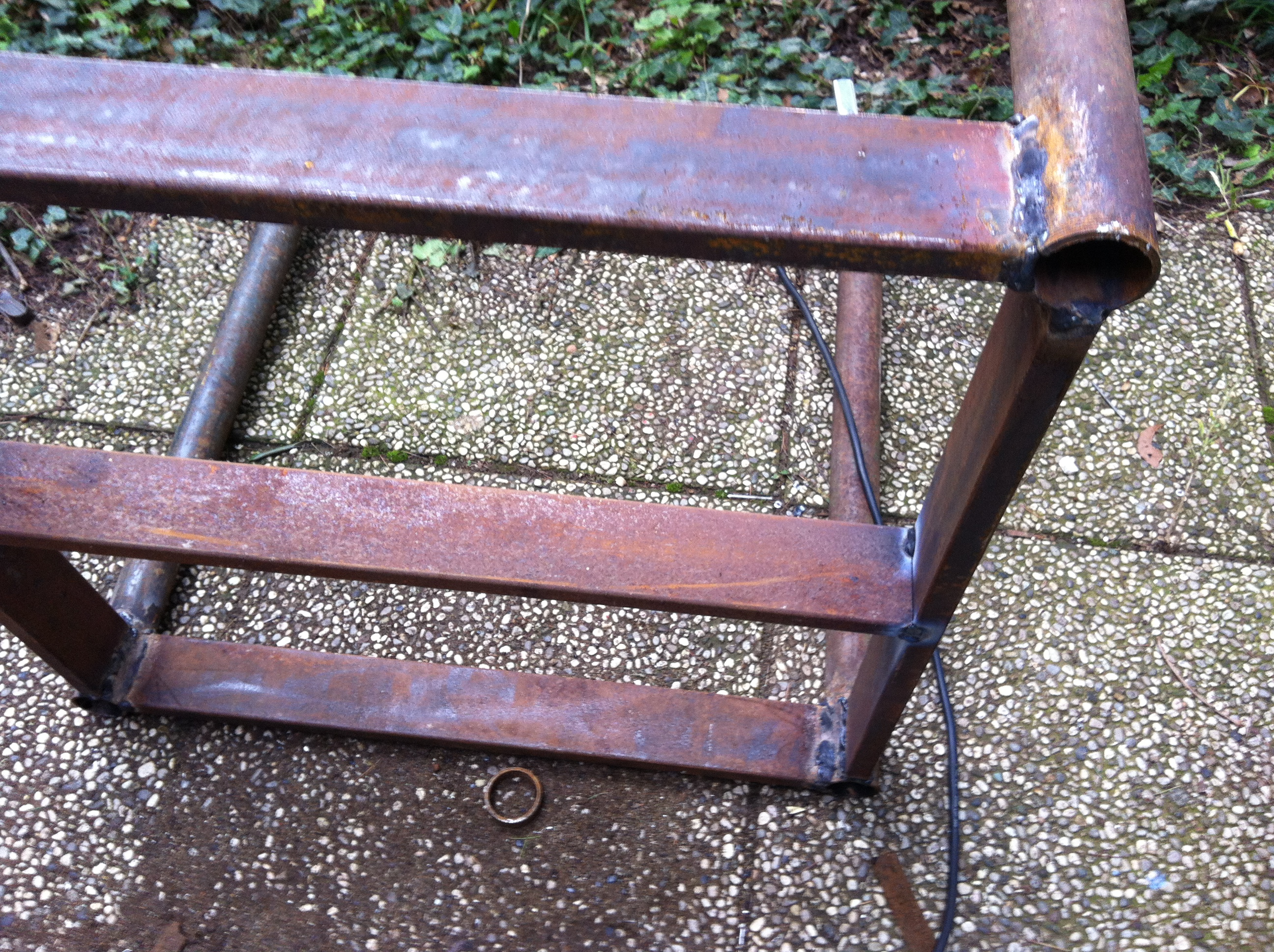 Picture of First Step Metal Work