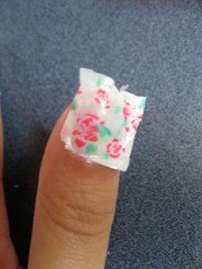 Glue on Nails