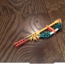 knex tf2: Flying Guillotine