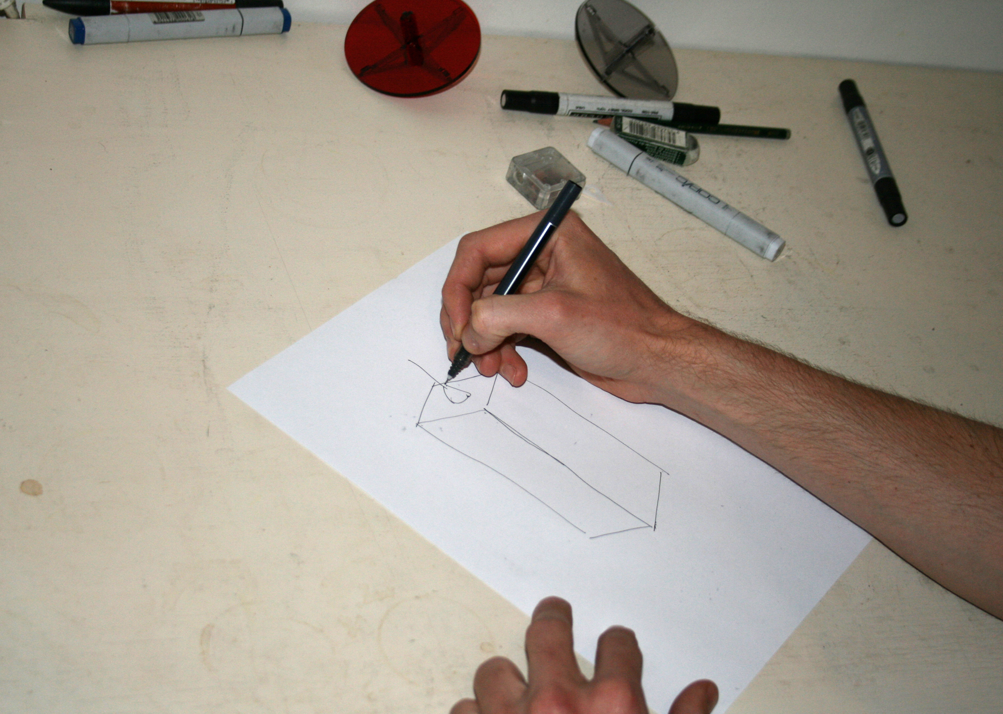 Picture of Sketching the Concept