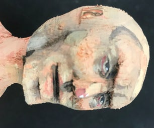 Safe and Simple Head Carving.