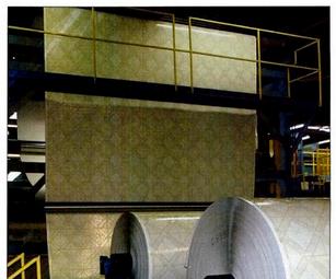 How Vinyl Flooring Is Made