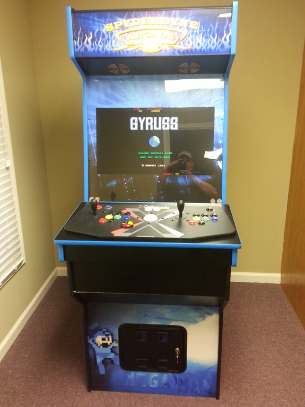 Picture of Mame Arcade With 30,000 Games