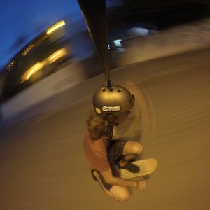 Gopro Helmet Swivel Mount