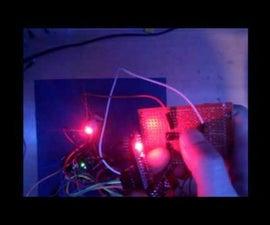 Arduino - NRF24L01 2.4Ghz Wireless Relay Switch