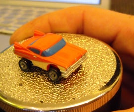 How to build a 4 gig 57 chevy micro-machine usb flash drive