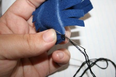 Dark Blue Pieces
