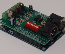 4 Channel DMX transceiver