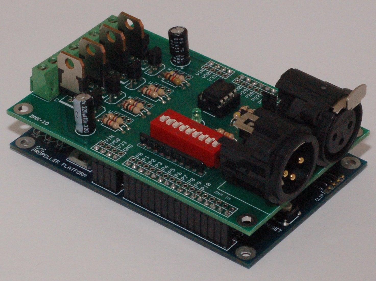 4 Channel Dmx Transceiver 24 Steps Control Wiring Diagram Free Download Schematic