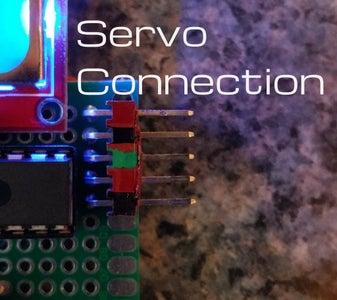 Servo Connection