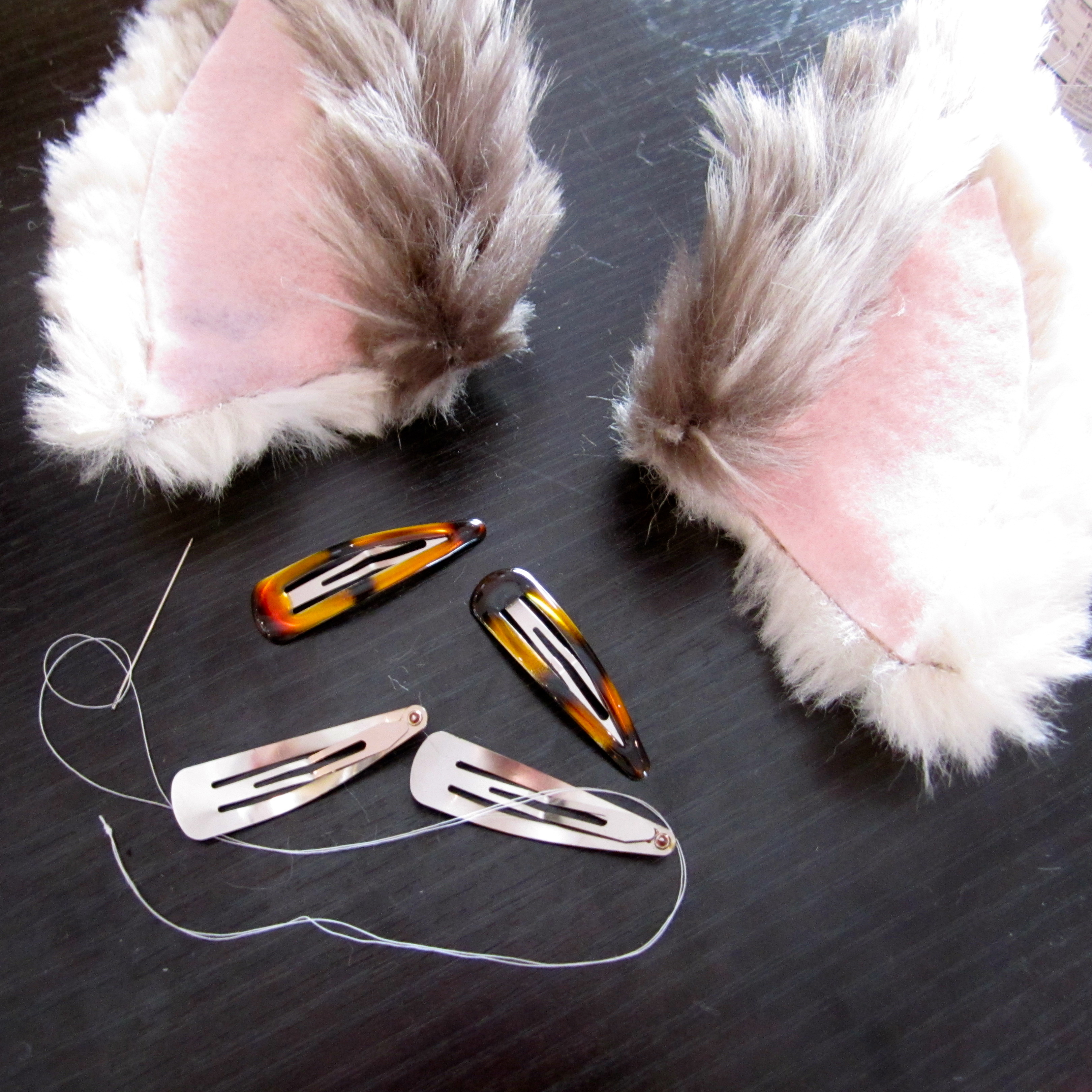 Picture of Add Hairclips or Attach to a Headband