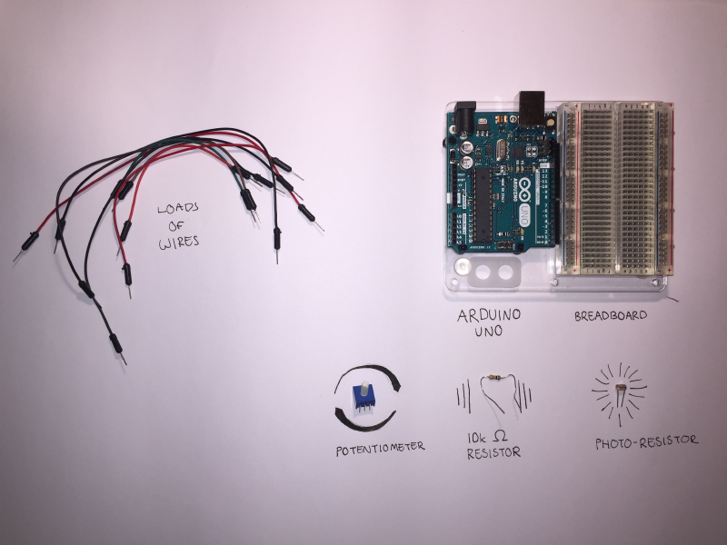 Picture of How to Control a Processing Sketch With Two Arduino Inputs