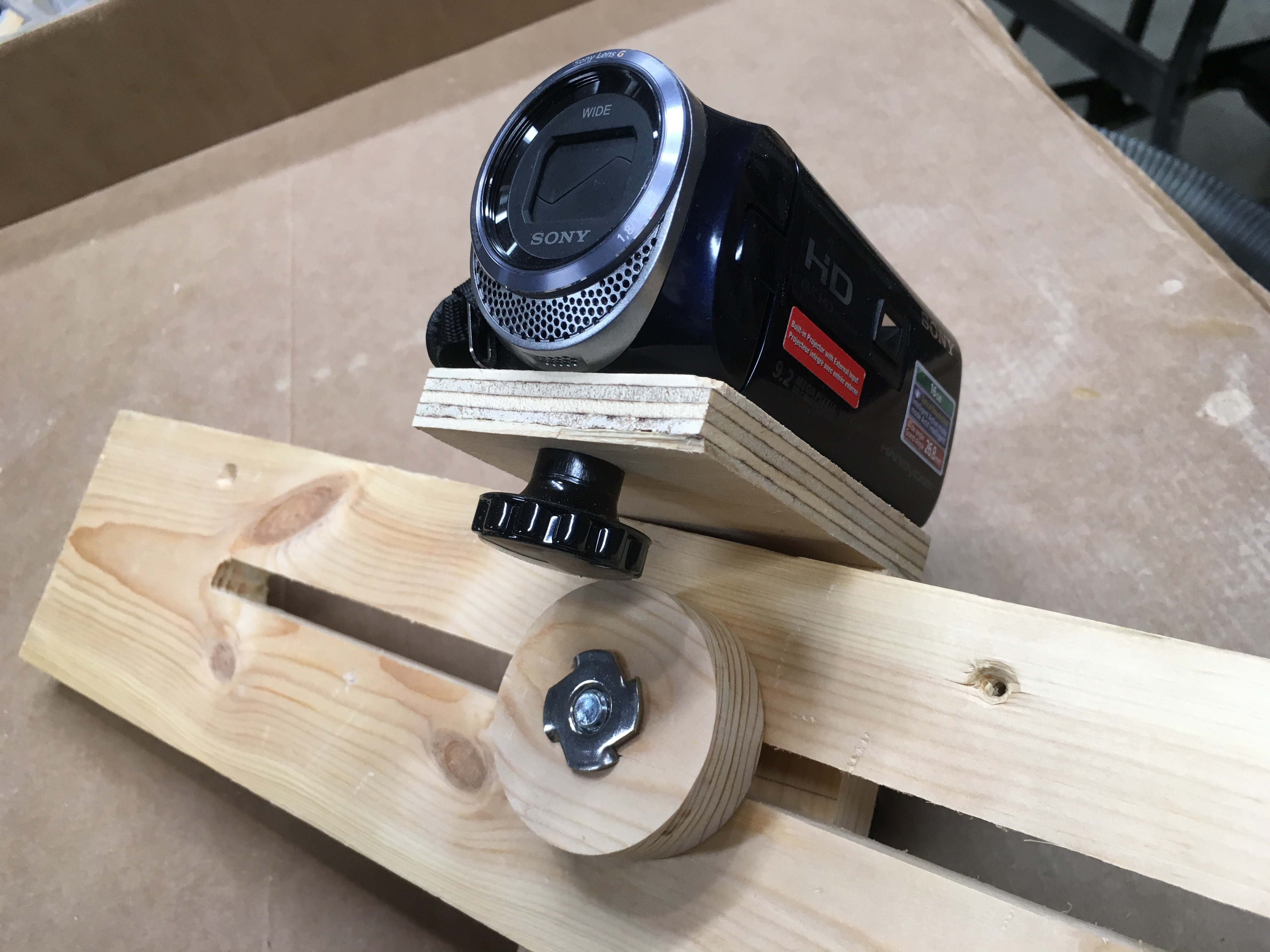 Picture of Camera Mount Assembly