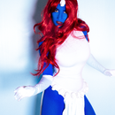 How to Make a No-Sew Classic Mystique Costume