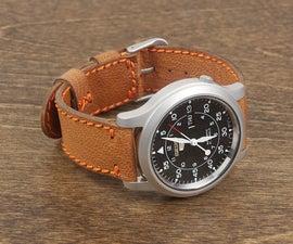 Custom Watch Strap Kit