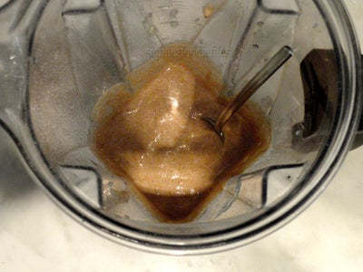 Make the Dough in Your Vitamix.