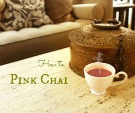 Pink Chai