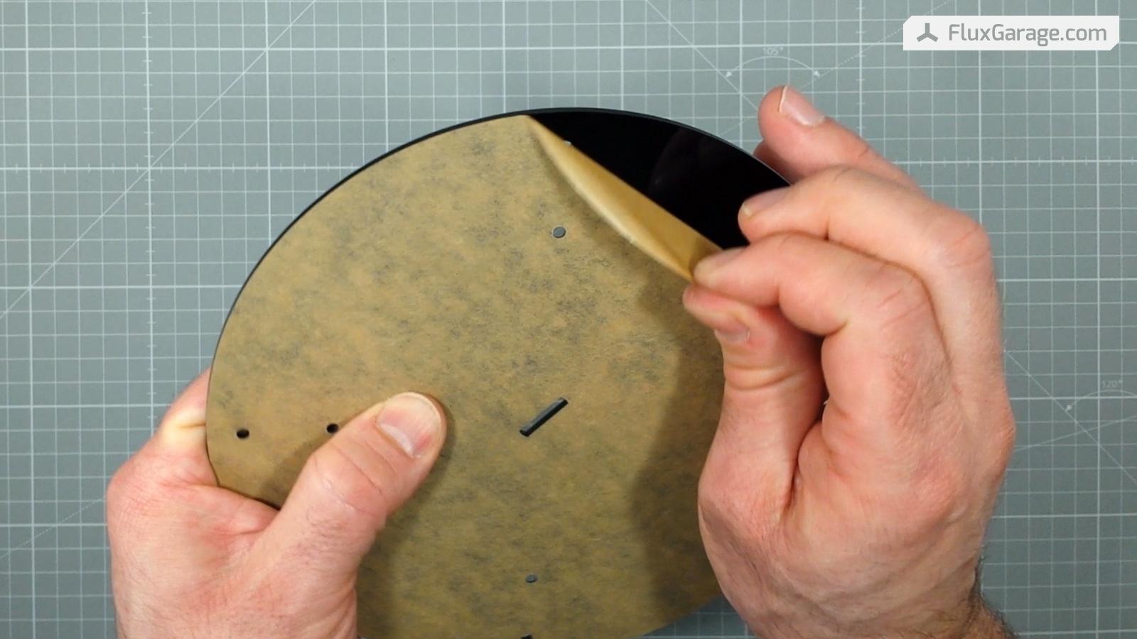 Picture of Prepare Acrylic Plates
