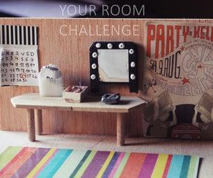 Your Room Challenge