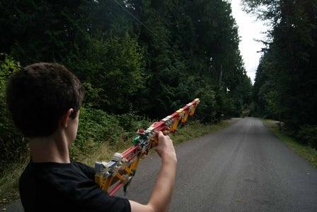 K'nex RBG Sniper