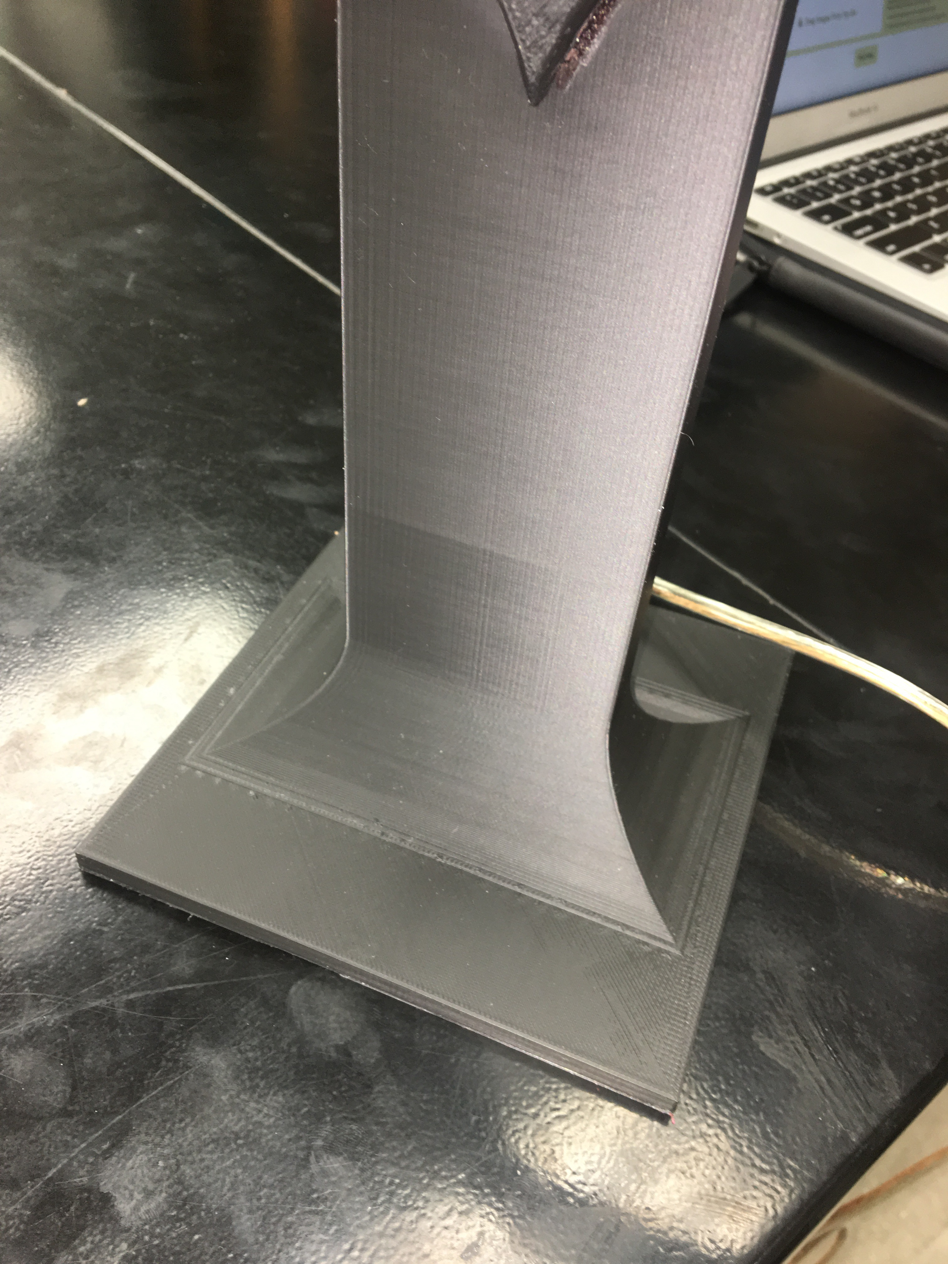 Picture of Printing the Light Socket Holder and Base Stand