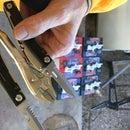 Irwin Vice Grip Muliti Tool Mod