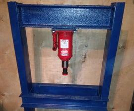 16 Tons Hydraulic Press