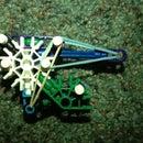 23 Piece True Trigger K'NEX Gun