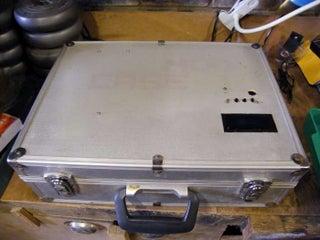 Arduino UV LED PCB Exposure Box