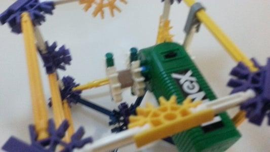 Adding the Motor