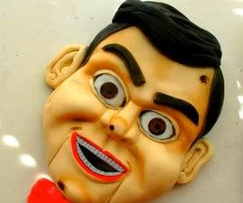Slappy the Dummy Cake