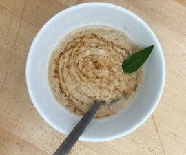 Bay Leaf  & Honey Rice Pudding