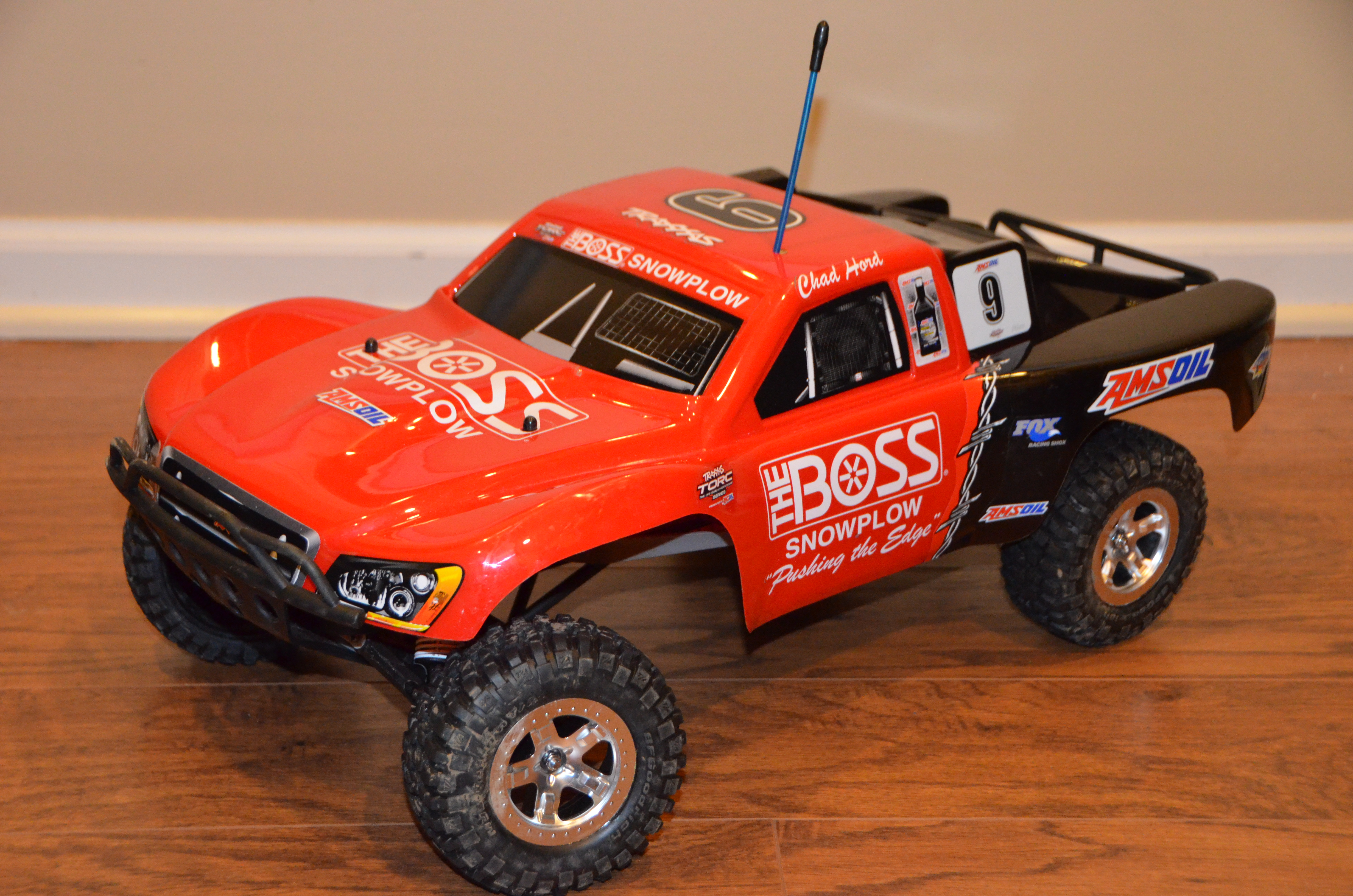 Picture of How to Reinforce Your RC Car Body