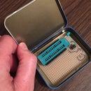 Mint Tin AVR Programmer/Prototyper