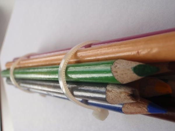 Zip Tie Pencil Case