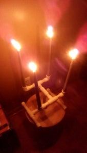PVC Candleabra