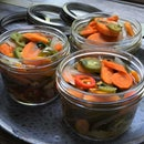 Mexican Vegetable Pickles