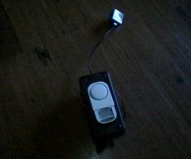 Passive switch alarm system