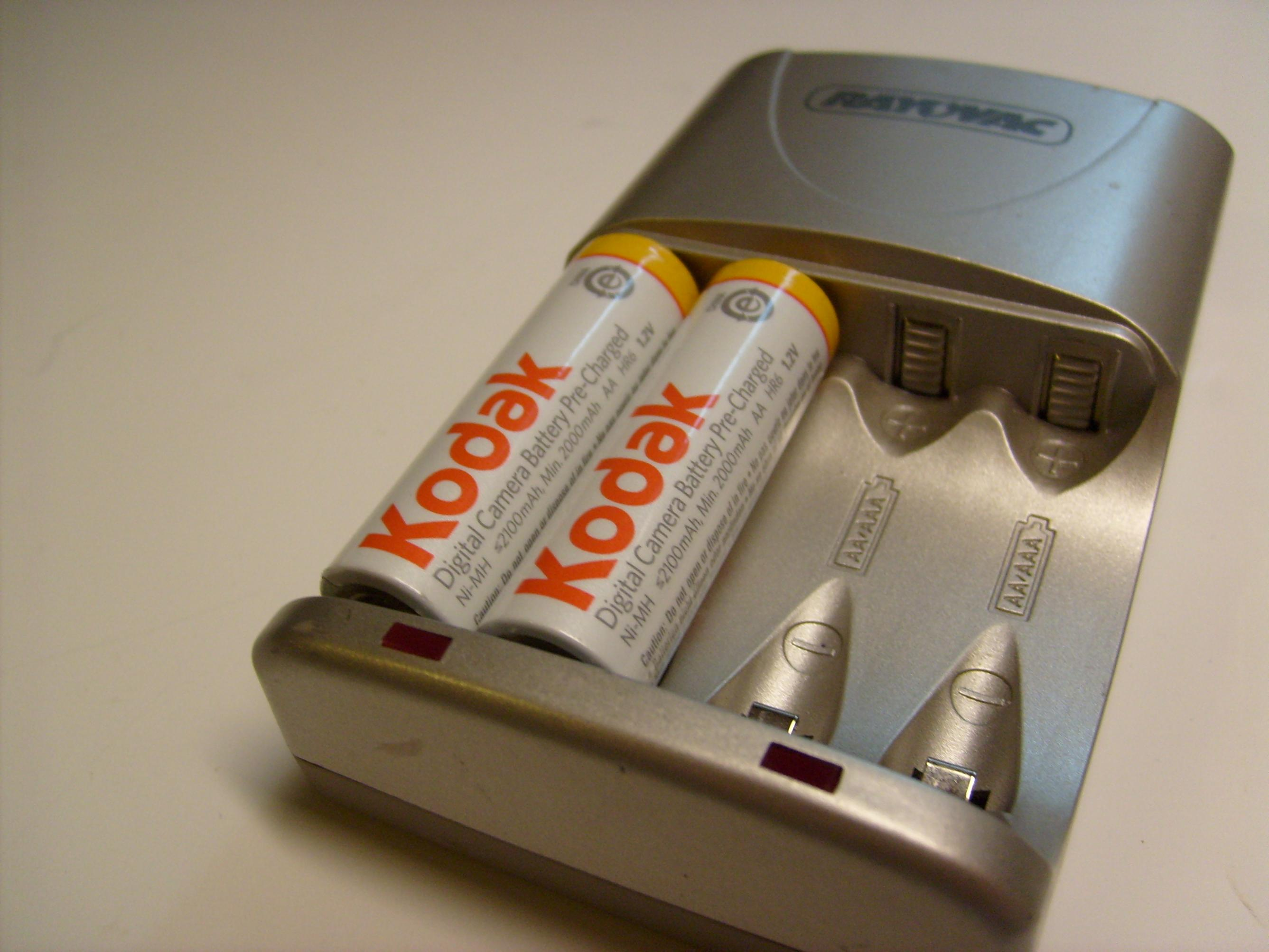 Picture of Batteries!!!