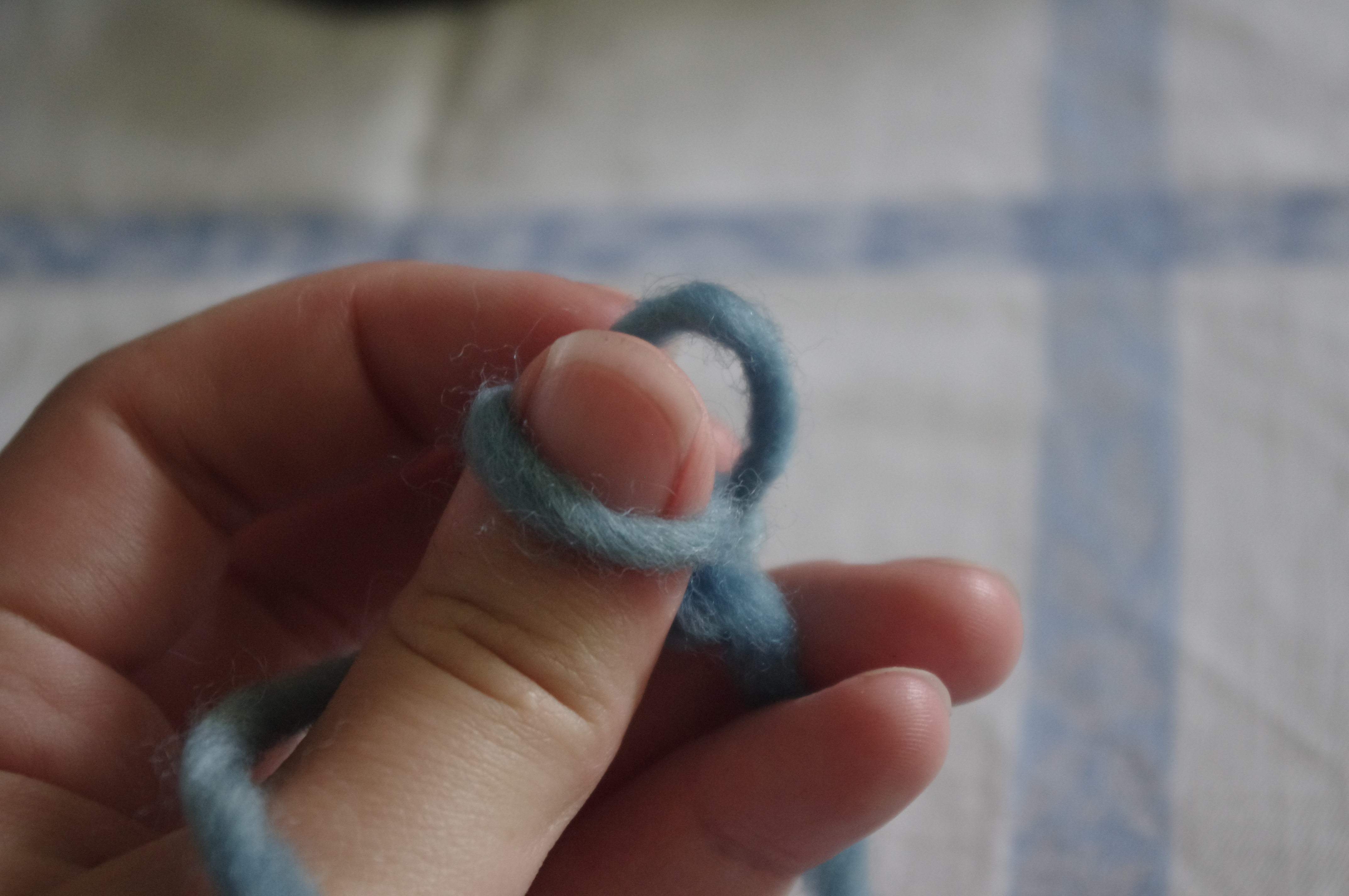 Picture of Learning to Do the Oslo Stitch