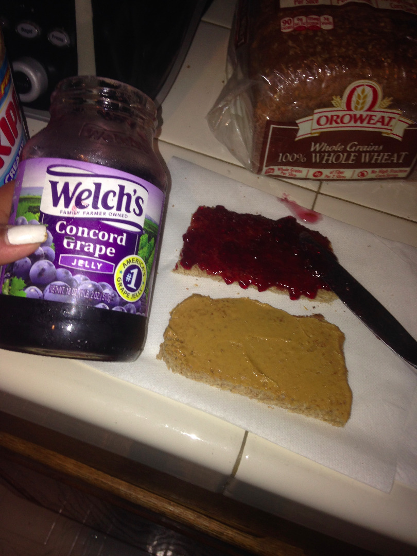 Picture of ADDING JELLY