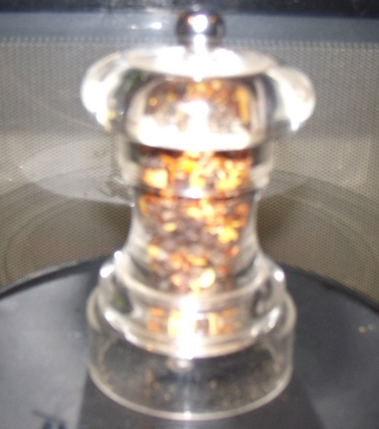 Picture of Spice Up Your Pepper Grinder
