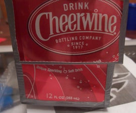 Cheerwine deckbox