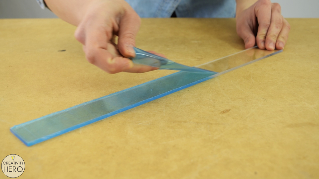 Picture of Making a Light Cover Out of Acrylic (bending Acrylic).