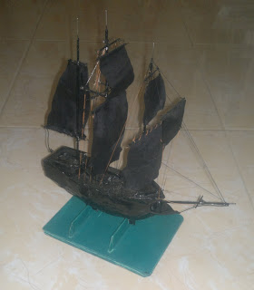 Picture of Make a Paper Ship at Home