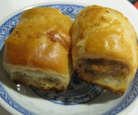 Flaky Sausage Rolls