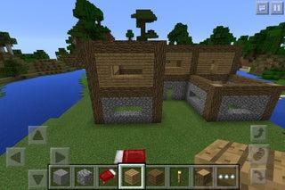 wooden minecraft house ideas survival