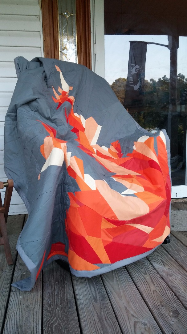 Picture of Transform Your Art Into a Quilt