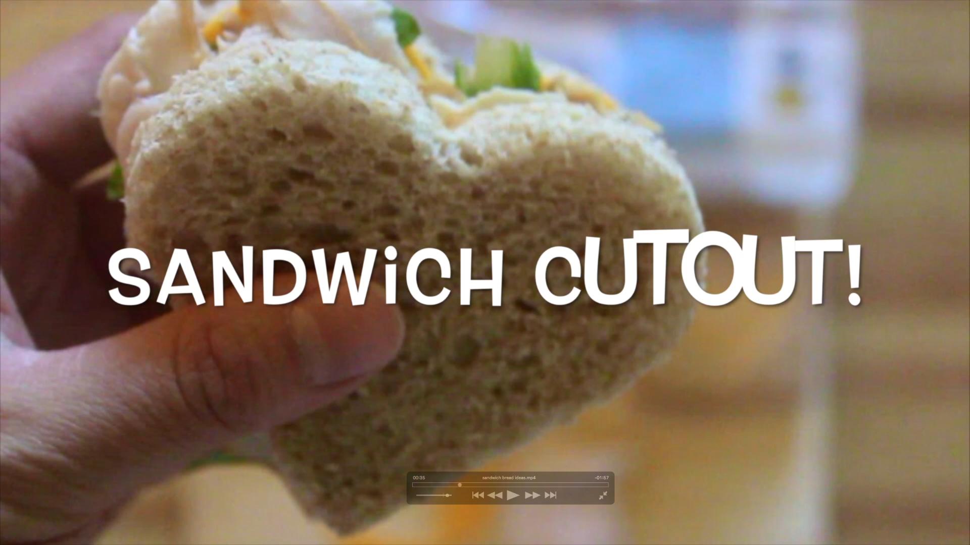Picture of Make a Sandwich Cutout